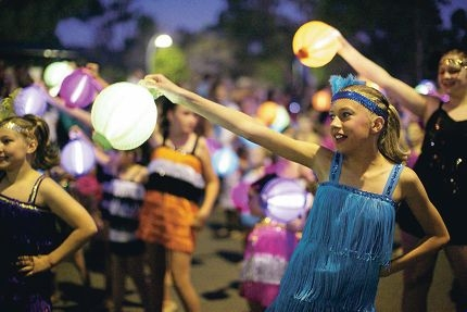 The Twilight Lantern Parade will again feature in the opening of the annual Joondalup Festival, which this year takes place over the weekend of March 29-30.