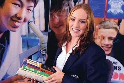 Amber Gerwien yr11 student