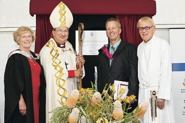 School blessed by Archbishop