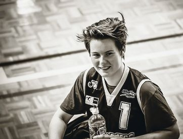 Robyn Lambird is a nominee in the HBF junior sports heroes awards.