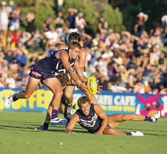 Freo eyes top spot