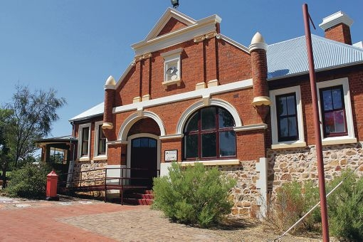 The old Northam Post Office.