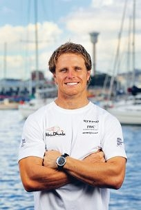 Being recruited to the Abu Dhabi Ocean Racing (ADOR) sailing team is a dream come true for Luke Parkinson.