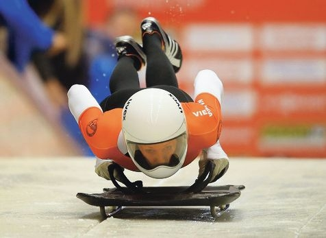 Lucy Chaffer will represent Australia in the skeleton at the Sochi Winter Olympics.