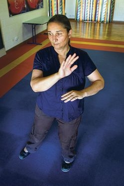 Andrea Davis will be instructing an eight-week Tai Chi course for people with arthritis
