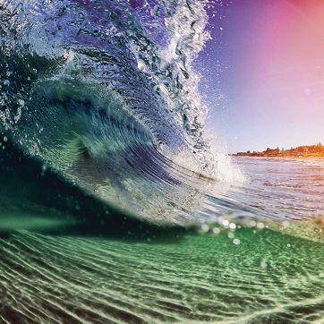 Ocean shots capture what the locals love