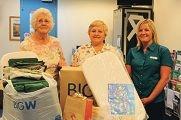 Bushfire memories prompt move to help