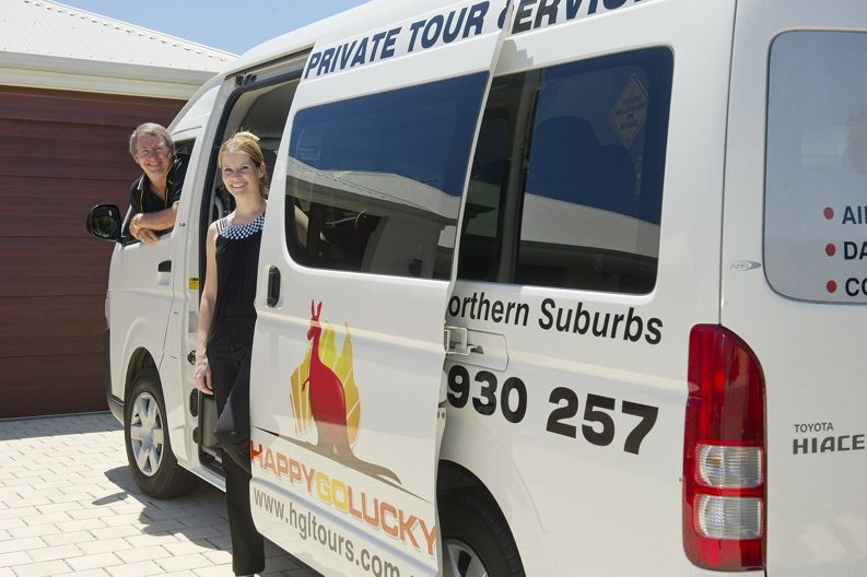 Frans Higgins and his daughter Tanya Morgan recently started their own charter business.
