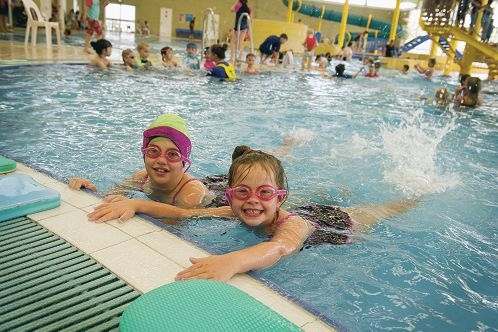 enrol non-swimmers in classes