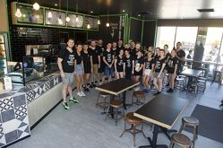 Zambrero's grand opening in Joondalup