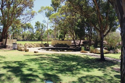 Central Park in Joondalup has become a favourite hangout for youth who have been accused of harassing park users.