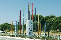 City of Joondalup entry statement