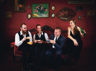 Catherine Traicos and The Starry Nights are looking forward to playing in Fremantle and before family.