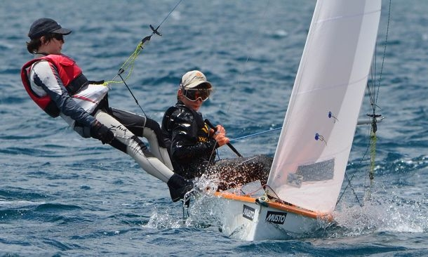 Junior sailors chase state selection