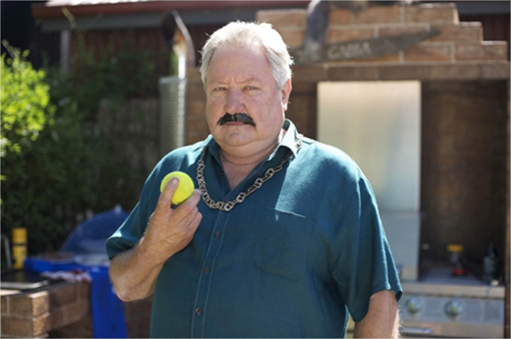 Blue Heelers star John Wood plays Merv.