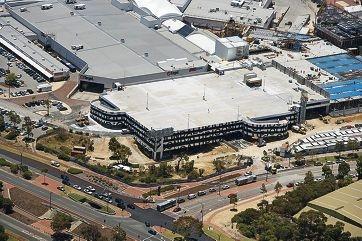 Carpark's ground-floor extension opens ahead of schedule