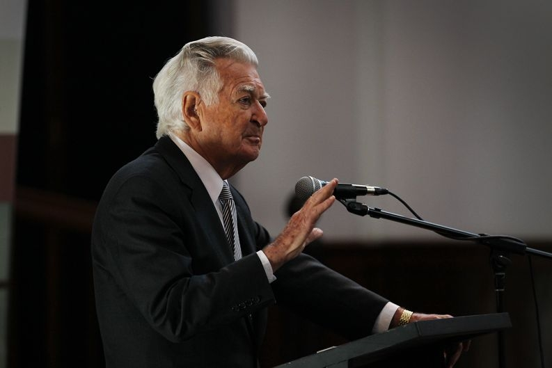 Bob Hawke speech to Perth Modern students