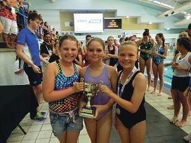 Plenty of champions at State Swim Joondalup