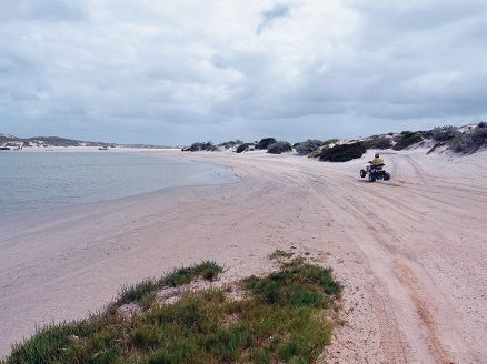 Coastwest has provided funding for a study into off road vehicle areas in the Northern Agricultural Region of WA, such as in and around Lancelin.