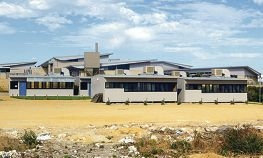 Geoff Warn, whose firm designed Mindarie Senior College, is WA's new government architect.