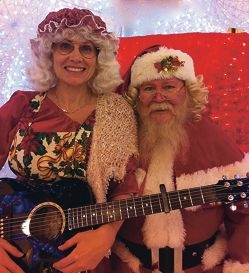 Join Mrs Claus for Christmas stories and carols at local libraries.