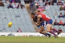 Retired captain Jason Salecic has endorsed West Perth's new co-captains. Picture: Dan White.