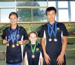 Classic sees club claim collection of medals