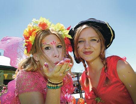 Fairy Meg and Pirate Acacia