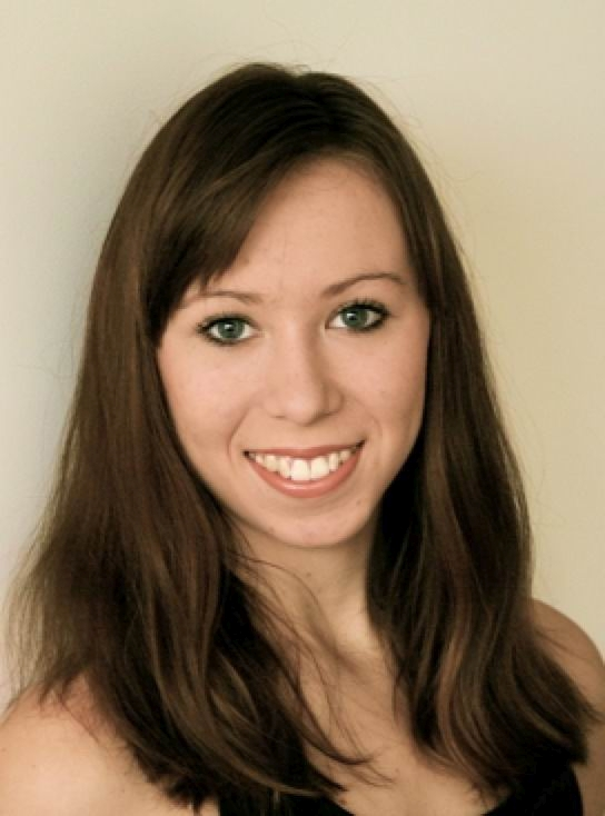 Kate Arber.