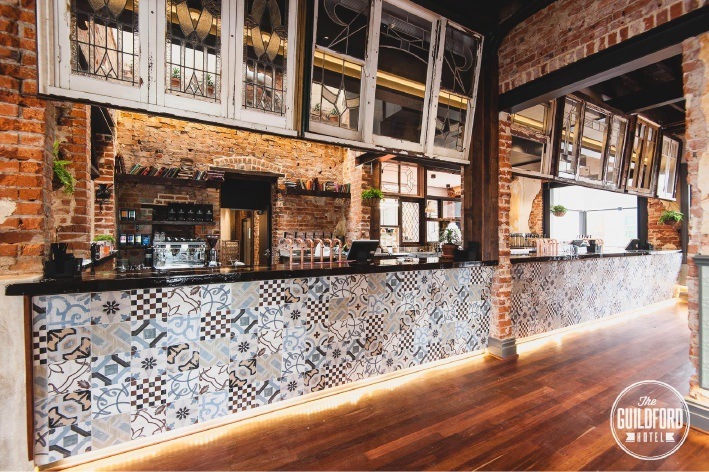 The Guildford Hotel is set to reopen on Thursday. Picture: David Baylis www.communitypix.com.au   d452073
