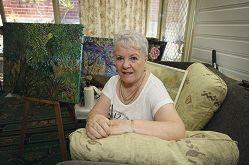 Rita Cowan is setting up her own art group.