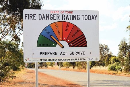 Concern is growing as the bushfire season approaches.