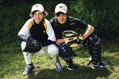 Brodie Phillips [14 and Daniel Fenton [16] ''Radio''
