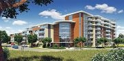 An artist's impression of the $30m apartment complex proposed for the derelict Red Castle site along Great Eastern Highway.