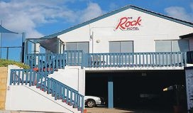 "Lancelin Beach Hotel will feature in the thriller film Kill Me Three Times as ""The Rock Hotel""."