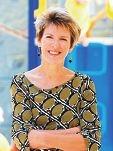Outgoing Children's commissioner Michelle Scott.
