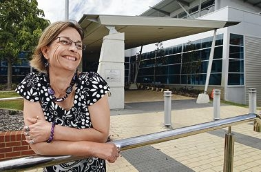 Former Town of Victoria Park councillor Rowena Skinner looks back on her career in local government with pride. Picture: Elle Borgward www.communitypix.com.au d410099