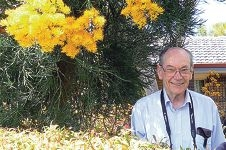 Keith Oliver has completed a doctorate in biological science at the age of 79.