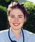 Kate Nicholson recently started working at St. John's shortly after graduating yr 12