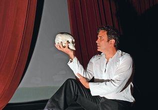 Paige Newmark ponders the future of Shakespeare WA. Picture: Jon Bassett.