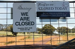 The closure of York Wines presents an opportunity for would-be property buyers.