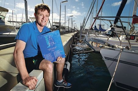 Tristan Brown won the 2013 Laser Radial World Championship title recently. d409147