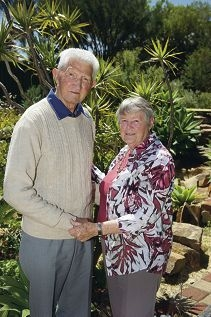 Wanneroo couple George and June Bartley recently celebrated 65 years of marriage.
