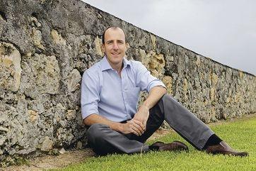 David Reid was winner of the 12th Dr Baden Clegg Award.