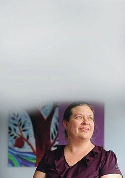 Hollywood Private Hospital dementia care nurse Nicolette Mostert Picture: Marcus Whisson www.communitypix.com.au d408178