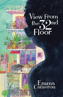 The cover of Emma Cameron's novel for children aged eight and over.