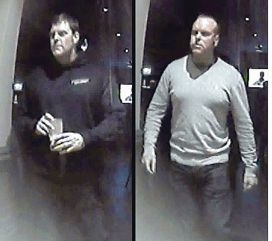 Police want to speak to these two men who were involved in an altercation with a couple at a Butler tavern in July.