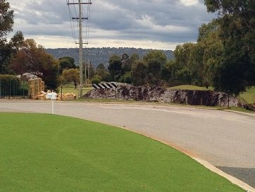 The view from Hermitage Drive is not what it used to be, say residents.