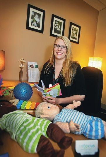 Melissa Harrison is InFocus co-ordinator at Bentley-Armadale Medicare. Picture: David Baylis d405962