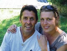 Marc and Olga O'Donnell